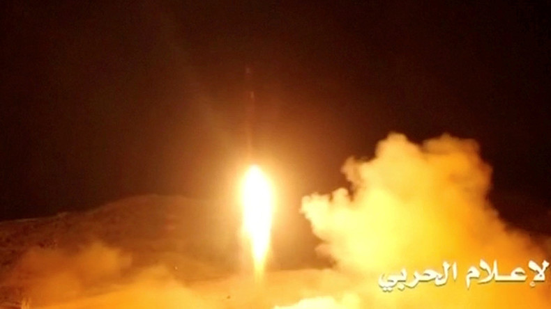 Houthi missile attack on Riyadh a 'reaction to Saudi aggression' – Iran's Rouhani