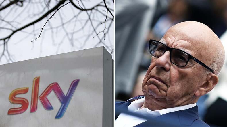 Sky News could face the chop if network hampers Murdoch takeover