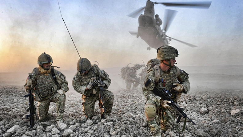 US general warns cuts will leave Britain defenseless, veterans say worse to come