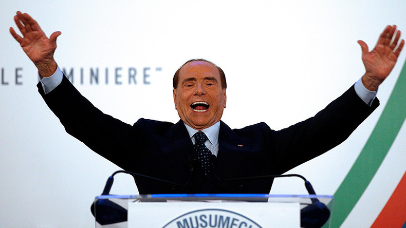 'Here I am!' How four-time Italian PM Berlusconi is making surprise political comeback