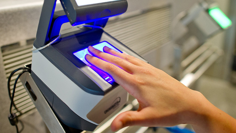 United Russia MP proposes universal fingerprinting of foreigners to boost security
