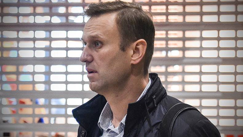 Moscow court rejects Navalny lawsuit against Putin