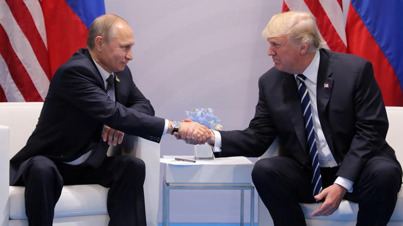 Putin says had useful interaction with Trump at Vietnam summit
