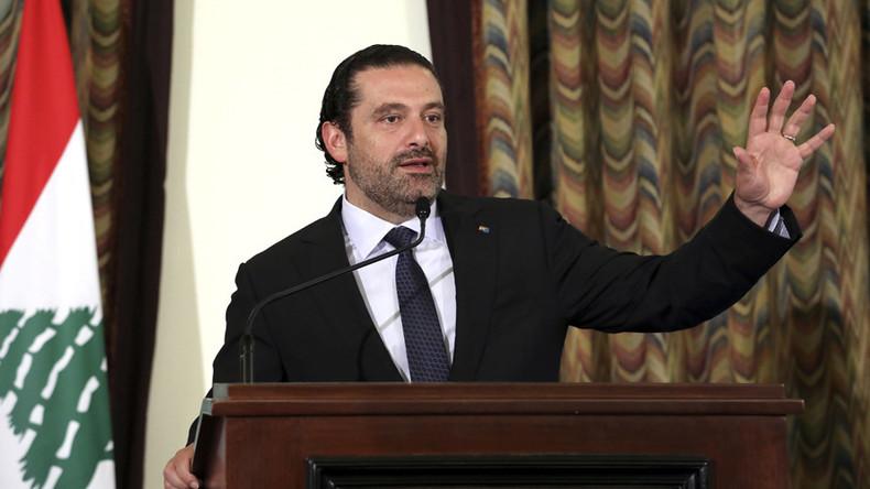 Saudi Arabia 'holding' Lebanon PM Hariri, Beirut to seek foreign pressure on Riyadh – official