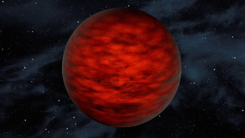 Discovery of gigantic 'planet' baffles astronomers