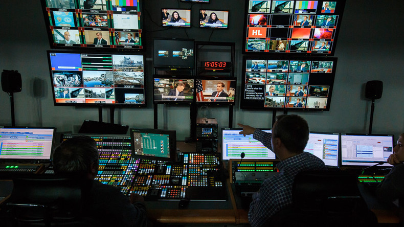 US defense bill targets Moscow-linked TV content amid crackdown on Russian media