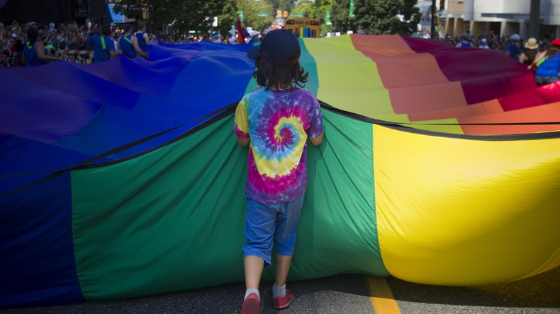 Scottish children & adults could soon choose to have no gender at all