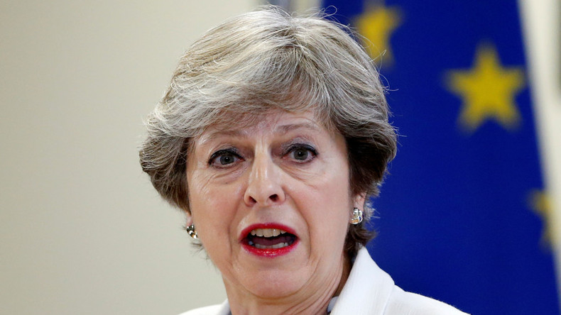 No doubt Brexit is happening: May issues leave date, time, and stark warning for bill blockers