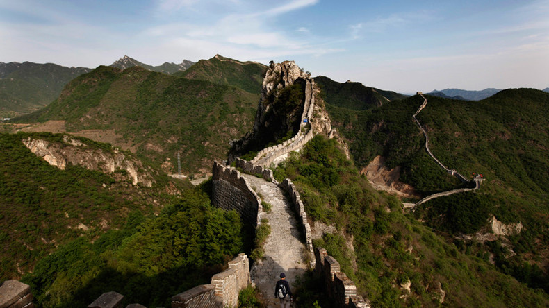 China allows foreign finance investment beyond the Great Wall
