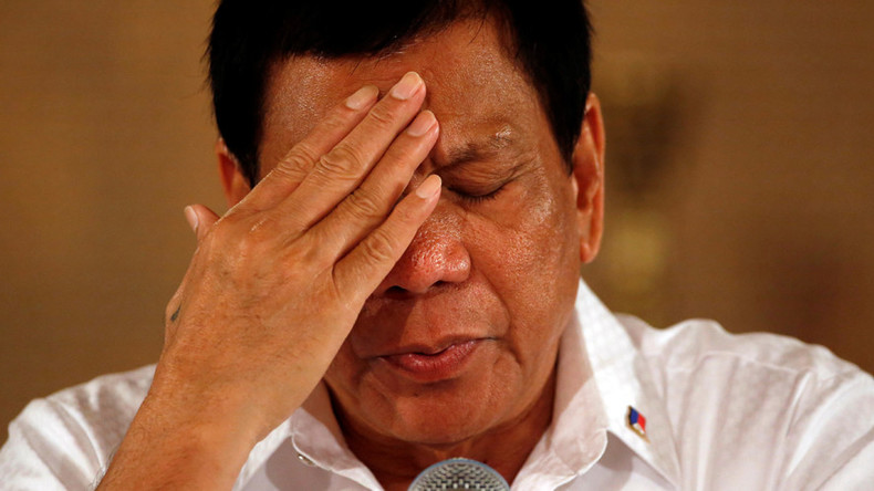 Duterte recalls stabbing man to death as teen, was 'in & out of jail'