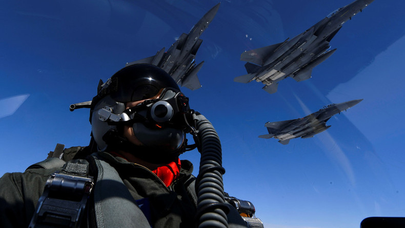 Danger zone: Air Force pilots 'burning out' as shortage grows