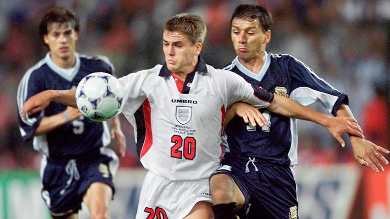 'A life-changing moment' – former England star Michael Owen recalls World Cup wonder goal