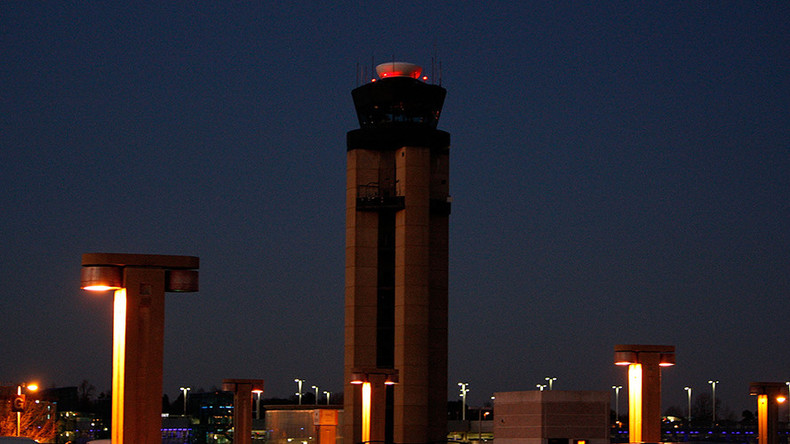 Air traffic controller arrested for weapon of mass destruction possession