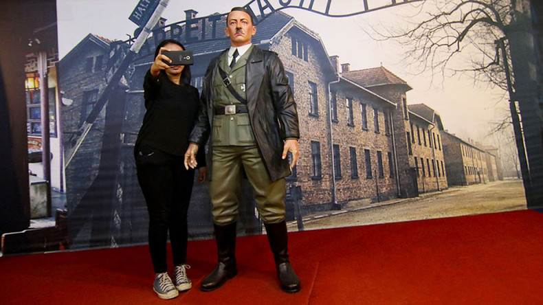 Wax Hitler removed from Indonesian museum following outcry