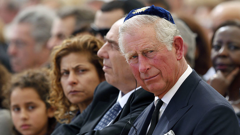 'Foreign, European Jews' caused 'great problems' in Middle East – Prince Charles in 1986 letter