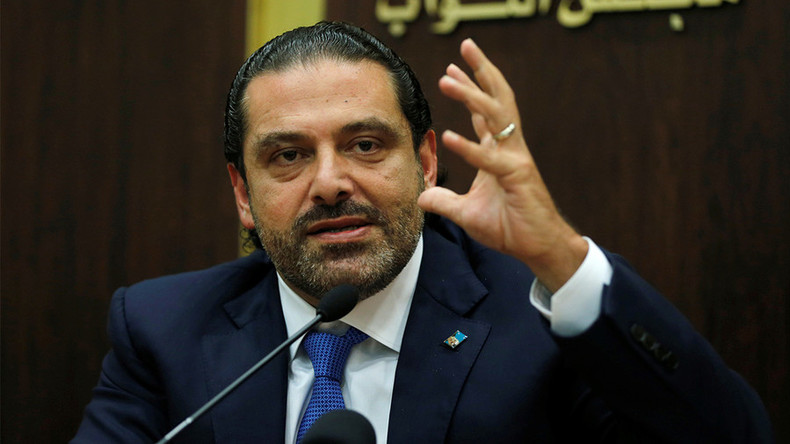 Lebanon's Hariri says he is a 'free man,' returning home 'very soon'