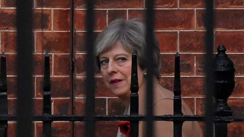 Tough times for Theresa: PM faces horror week as Government 'smells of decline'