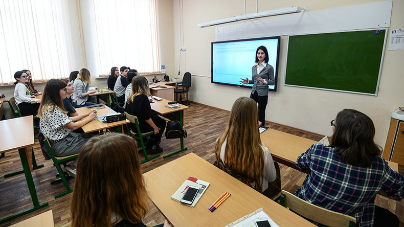 Russian sex education
