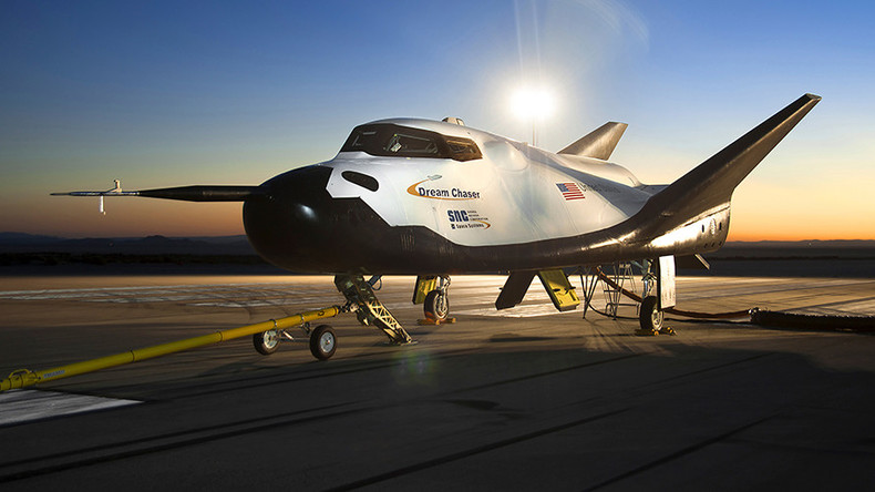 NASA-contracted Soviet-derived spaceplane Dream Chaser makes successful glide test (PHOTOS)