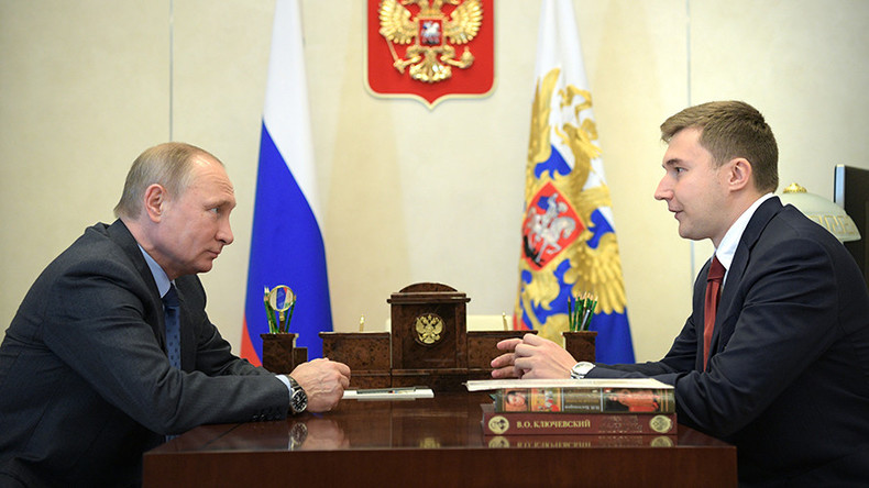Chess grandmaster Karjakin & NHL's Malkin join 'Team Putin' in show of support for Russian president