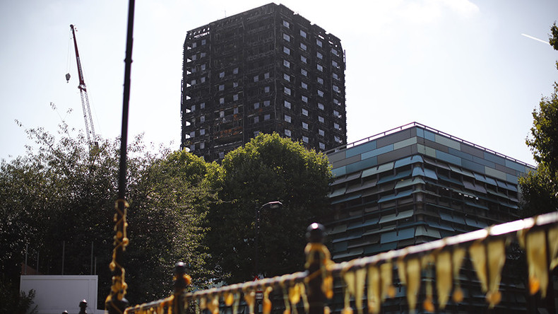 TB, rickets, overcrowding: The grim reality in the wealthy London borough that houses Grenfell