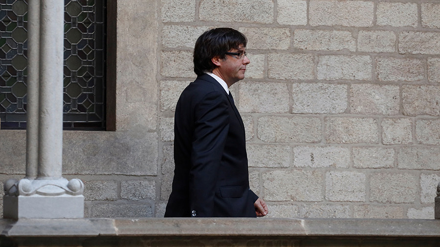 Non-independence solution possible for Catalonia – ousted leader Puigdemont