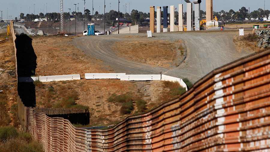 Documents marked 'do not publish' reveal details of US-Mexico border wall
