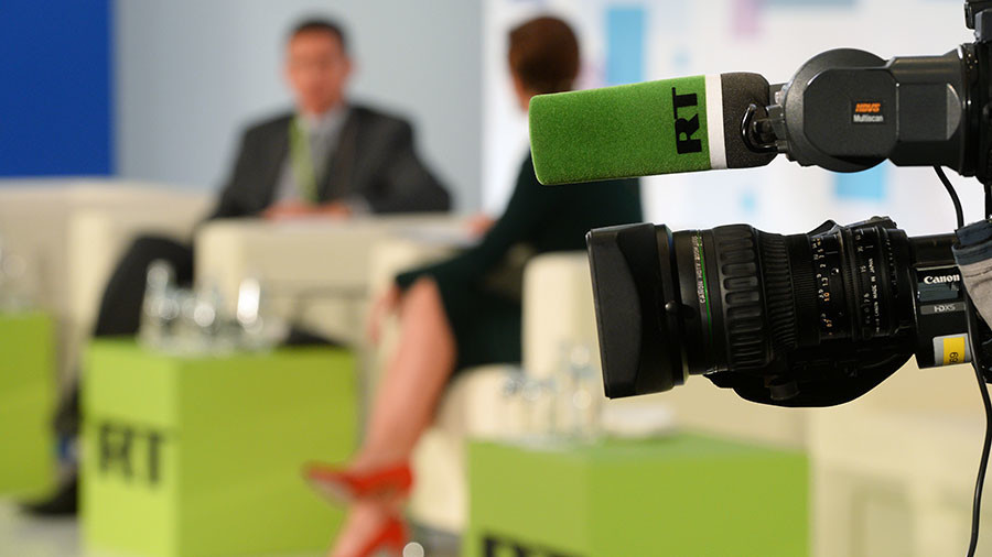 Forcing RT to register as 'foreign agent' is a 'horrendous blow to press freedom'
