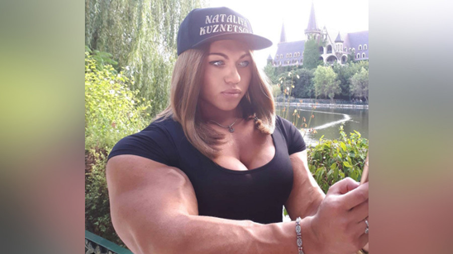 'I ban my haters' – Russian powerlifting champ Nataliya Kuznetsova (PHOTOS)
