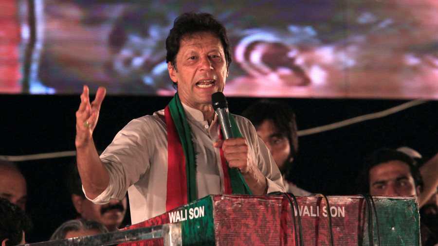 Imran Khan's plan to switch Pakistan from US to Chinese orbit can transform the region