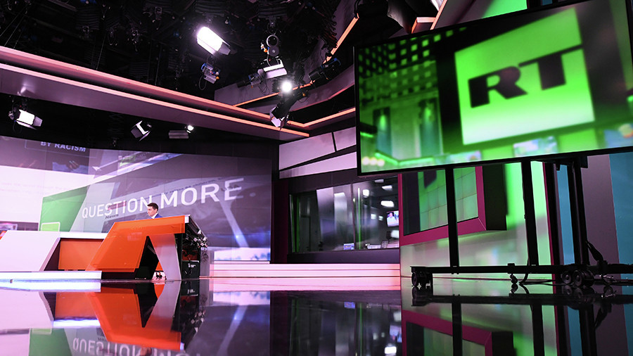 'Condolences to journalists': RT editor-in-chief on Russia's mirror-response bill on foreign media