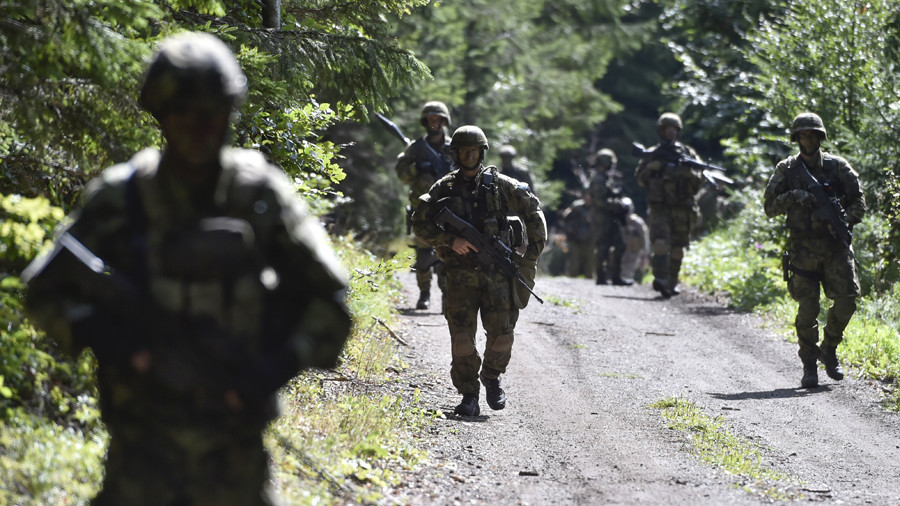 Hasta la vista, NATO? All systems go for a European fighting force