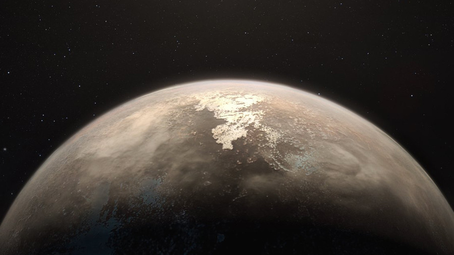 Cosmic communities? Newly discovered exoplanet could be home to alien life