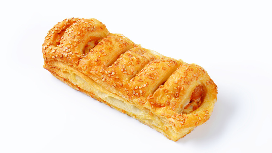 Jesus Crust! Greggs bakery attacked for replacing Son of God with sausage roll