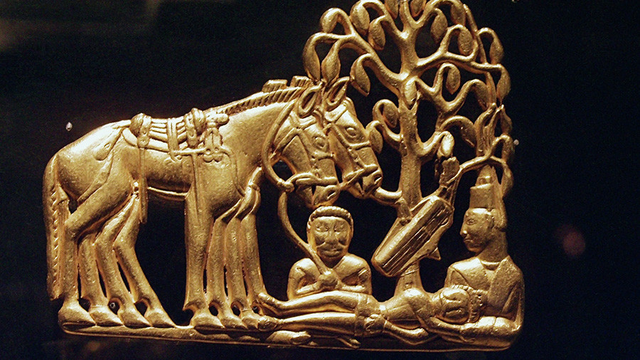 'Similar to Nazi looting': Russian minister blasts Netherlands' Scythian gold ruling