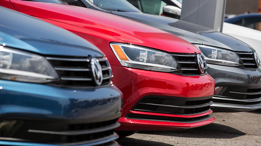 Ukrainians snap up 'toxic' American Volkswagens