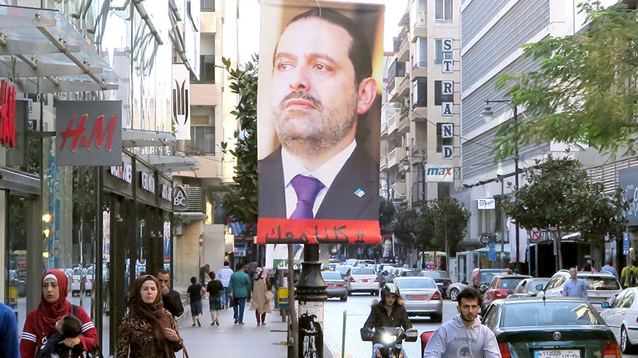 Next stop, Paris: The strange journey of Lebanon's Saad Hariri