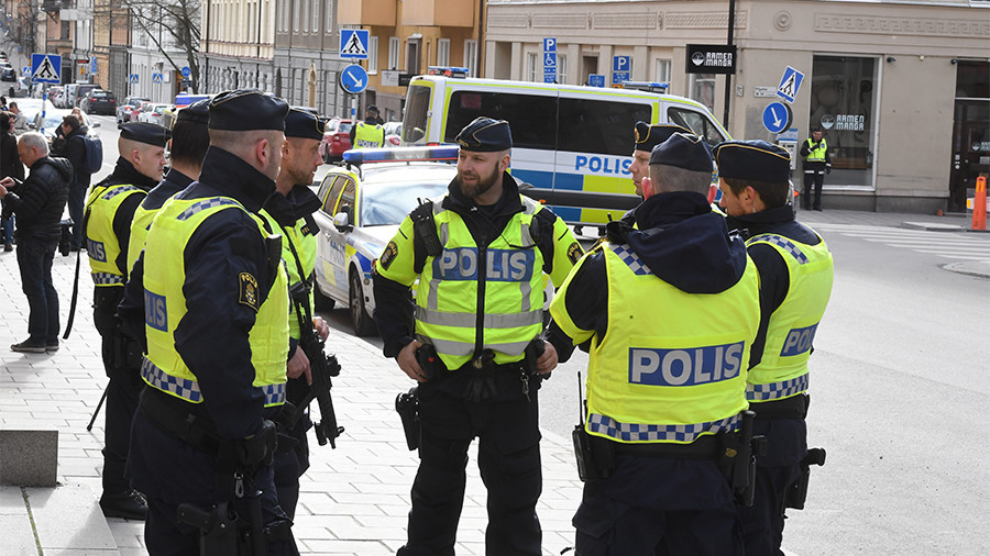 Crimes reach record high in Sweden years after refugee crisis – report