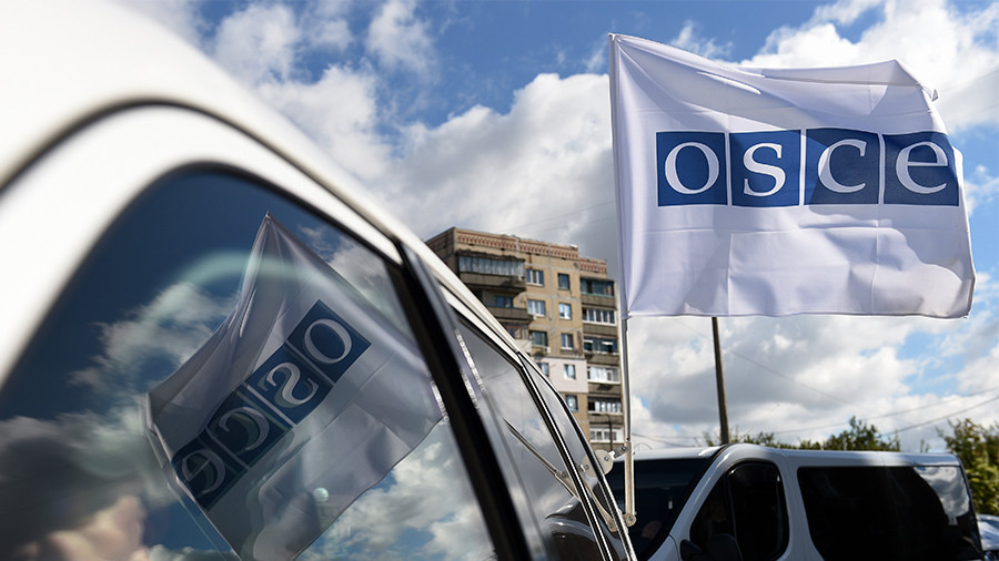 OSCE condemns labeling media as 'foreign agents' – but only after Russia did it