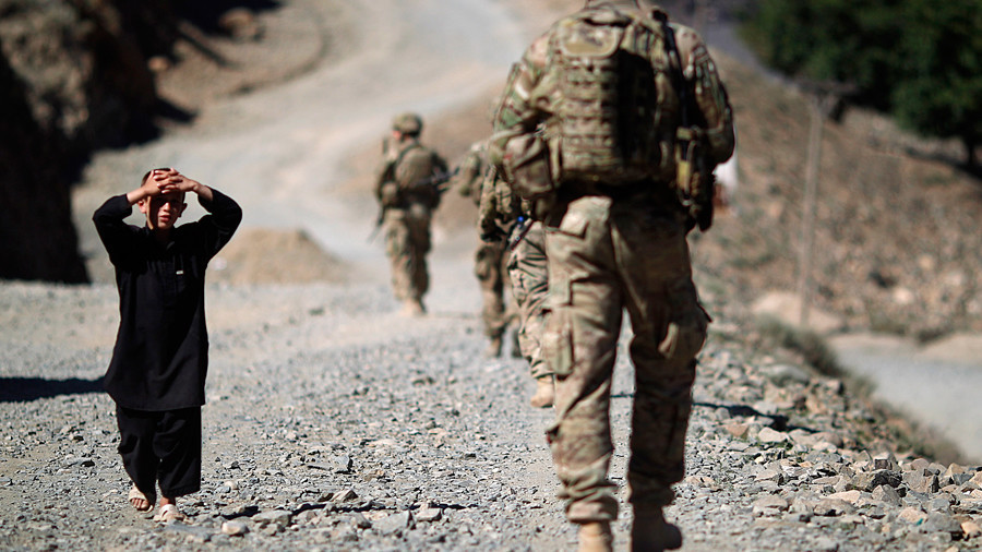 US troops taught sexual abuse was 'culturally accepted practice' in Afghanistan