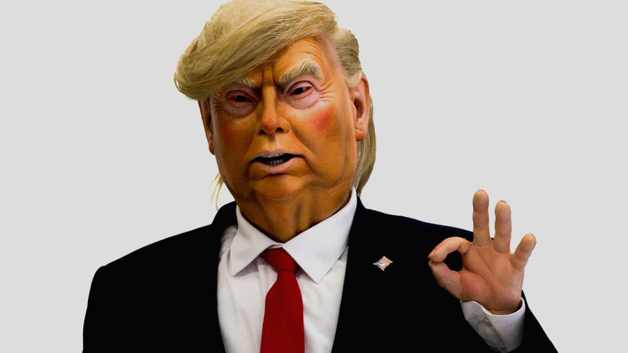 Grab 'em by the puppet! Donald Trump immortalized as dummy in 'Spitting Image' comeback