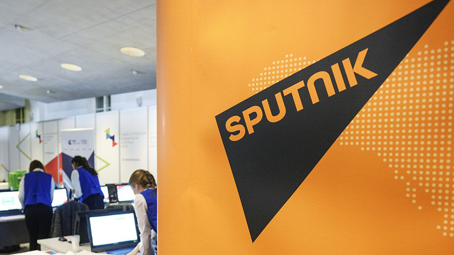 Sputnik's US partner registers as foreign agent as FARA crackdown continues