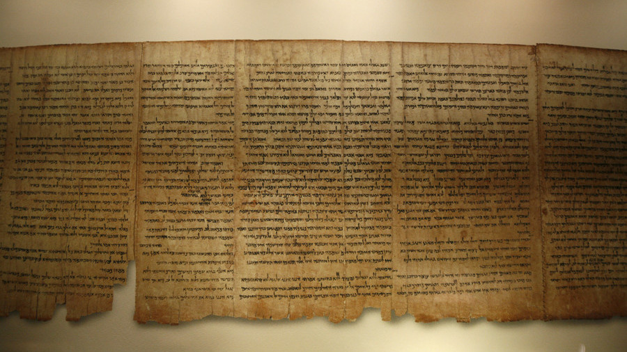 Celibate Jewish sect may have authored Dead Sea Scrolls - Israeli anthropologist
