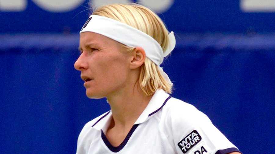 Former Wimbledon champion Jana Novotna dies aged 49: WTA