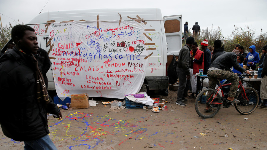 Outsourcing the problem: UK to pay France millions to block new wave of Calais migrants