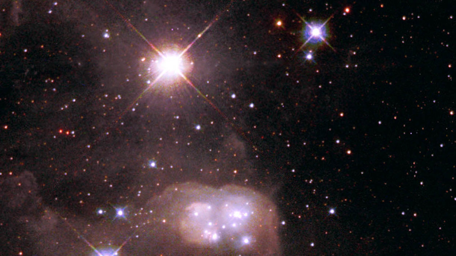 Life on Earth could have arrived from biological particles in cosmic dust
