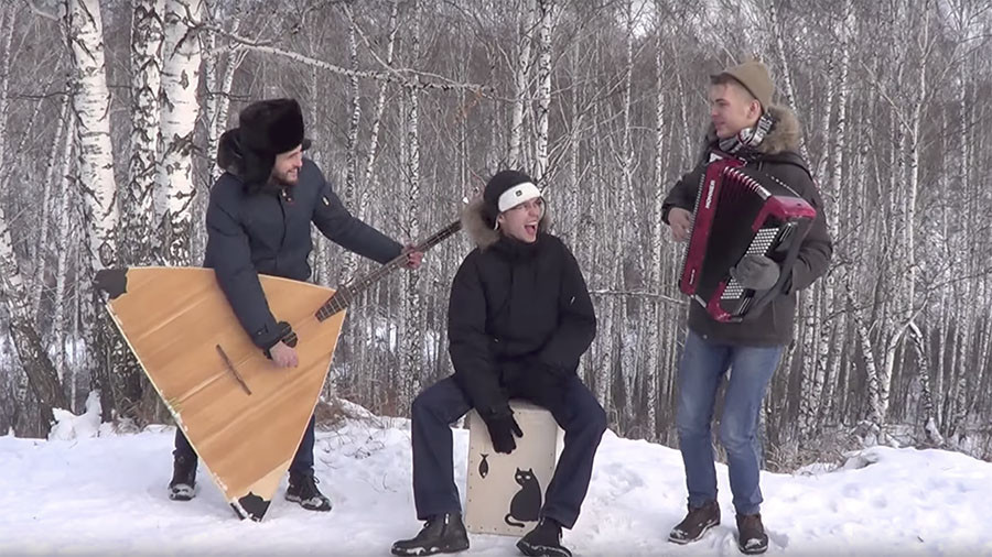 From Puerto Rico to Siberia: Despacito cover played with Russian folk instruments (VIDEO)