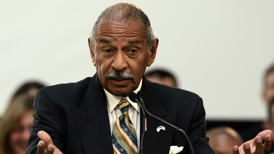 Report about Rep. Conyers puts Congress under sexual harassment microscope