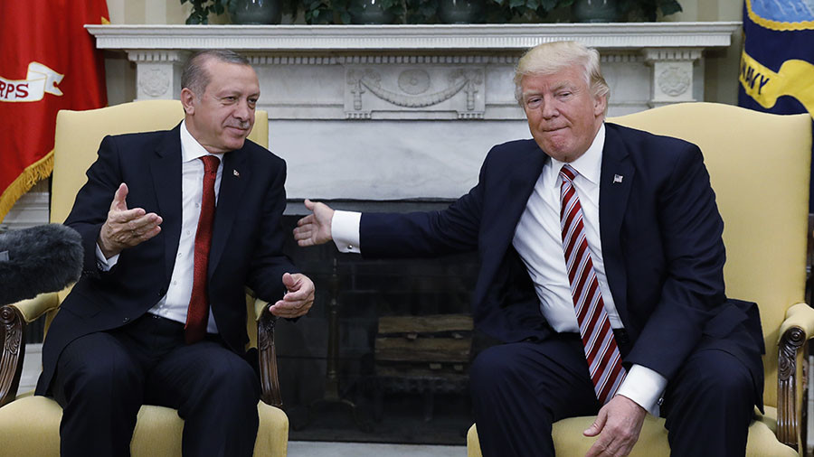 US-Turkey relations 'like marriage' – State Department spokeswoman Nauert
