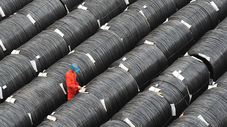 Washington imposes massive anti-dumping duties on Russian steel of almost 800%